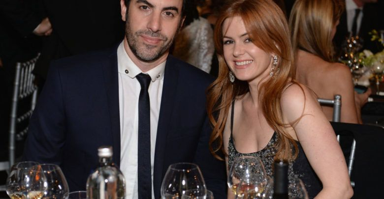Relationship Goals: The Relatable Way Sacha Baron Cohen and Isla Fisher Laugh Their Way Through Love
