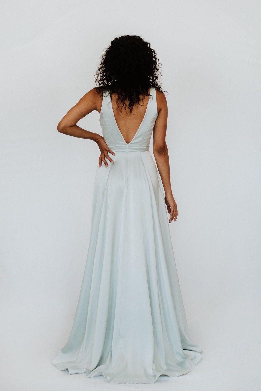 Light Blue Wedding Dress from Love Lives