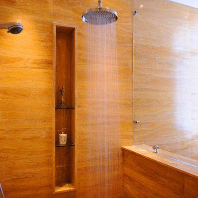 Shower niche design pictures remodel decor and ideas for Bathroom niche design