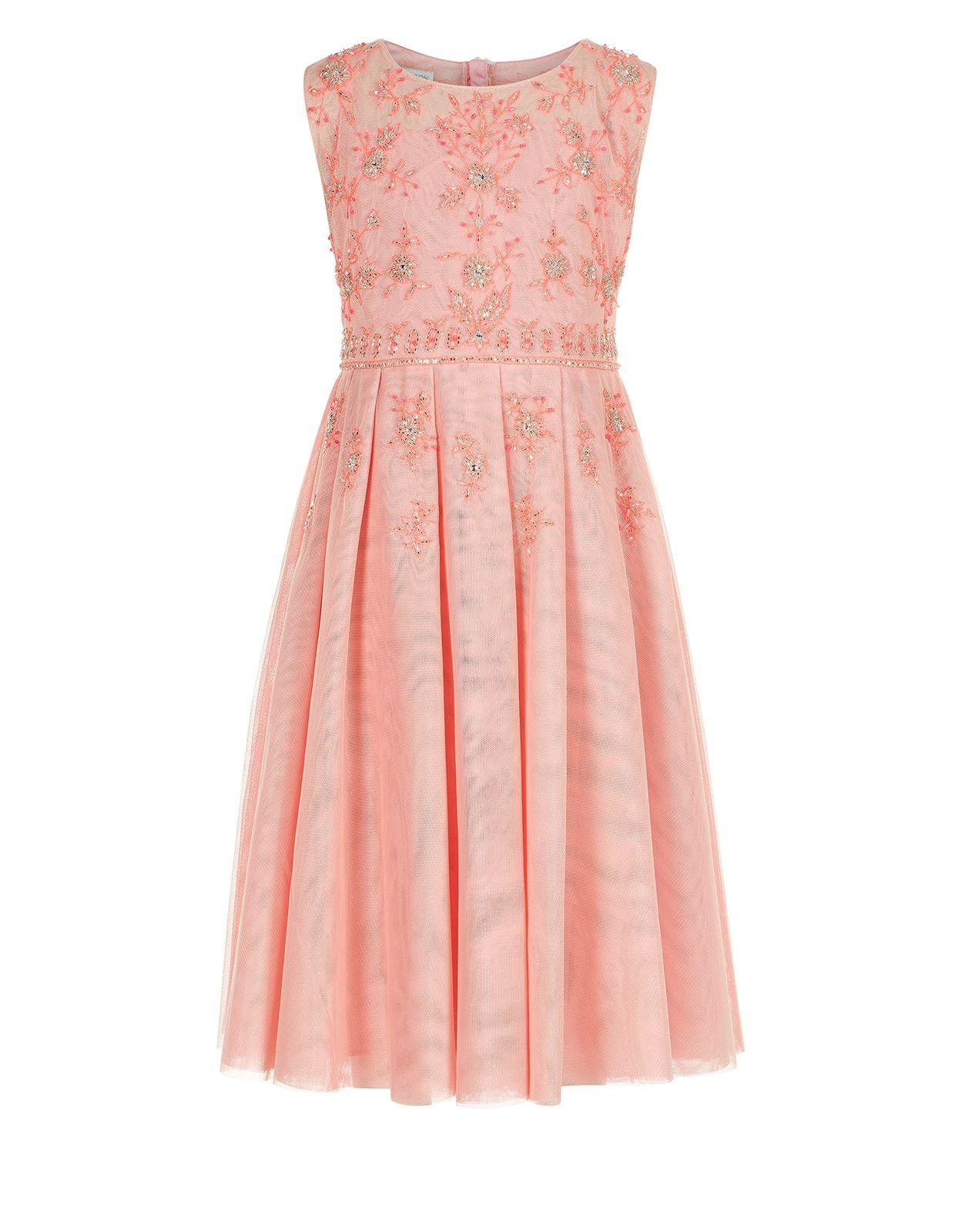 Frederica Dress | Pink | Monsoon | Bridesmaid dresses | Pinterest | Nena
