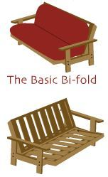 Futon Embly Instructions Wood Frame