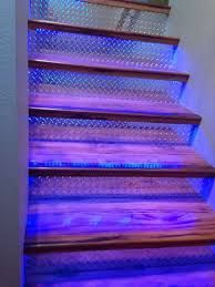 Led Step Lighting Gorgeous 20 Futuristic Lighting Ideas To Install Luminous Lights For Design Ideas