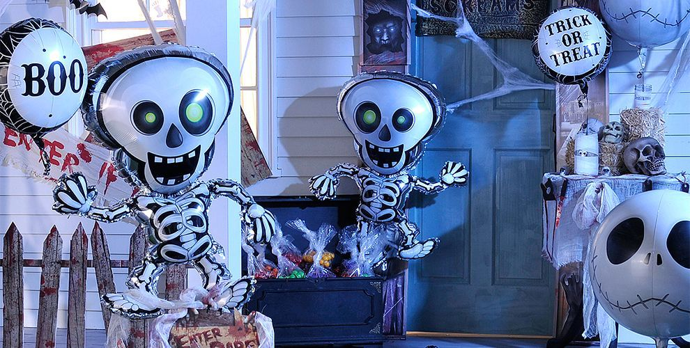 Halloween Balloons 4