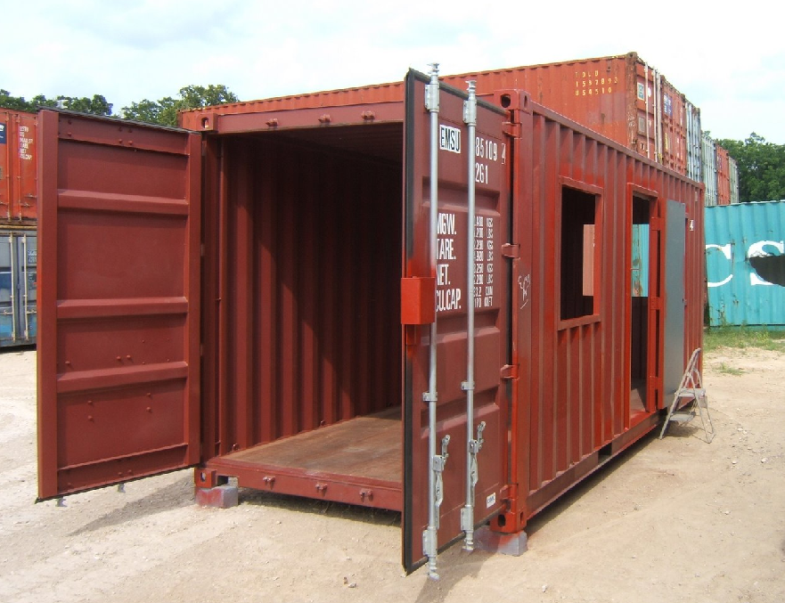 Why Your Storage Business Plan Should Include Shipping Containers Construcao