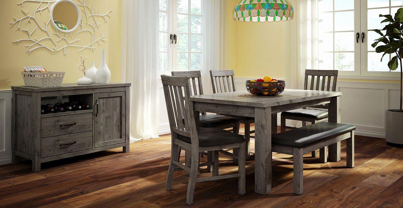 6 piece dining room set luxury porter 6 piece dining room