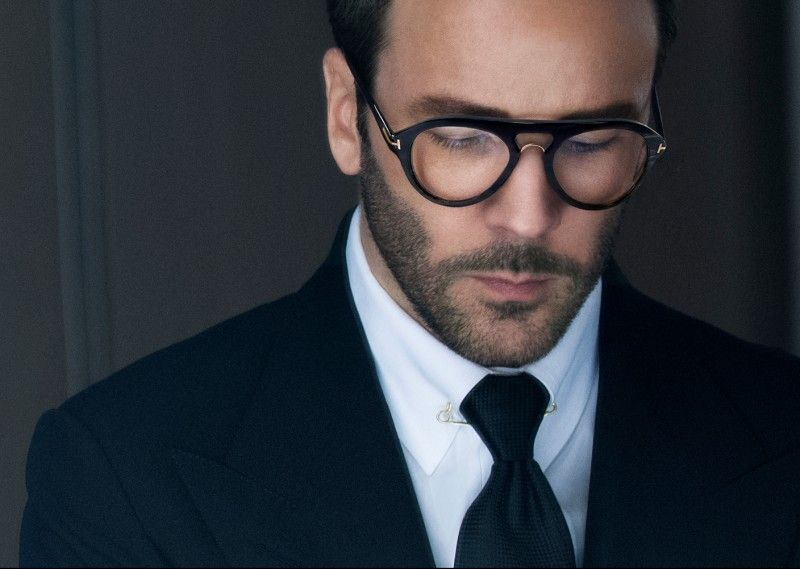 28a00151a3f5 Tom Ford Launches Private Collection Eyewear