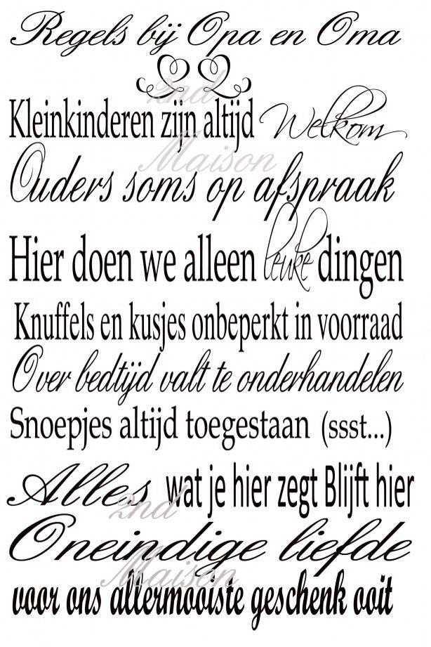 Citaten Voor Oma : Opa en oma tekst moederdag beautiful words quotes