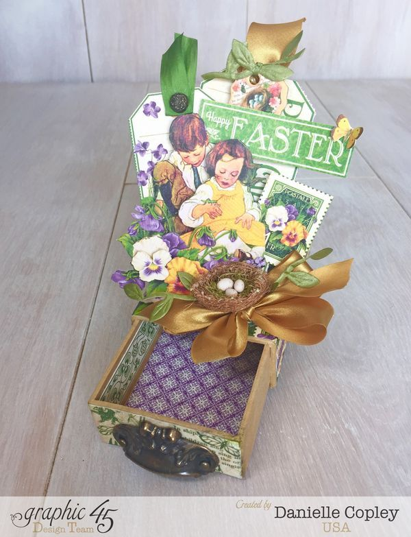 May arts hop easter gift box childrens hour danielle copley may arts hop easter gift box childrens hour danielle copley graphic 45 negle Choice Image