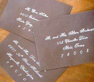 DIY Calligraphy  This is an awesome idea!  Especially if you have no idea in the first place on how to do calligraphy!