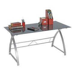 Aztec Glass Desk At 89 00 In Student Desks Glass Desk Desk Kid Desk
