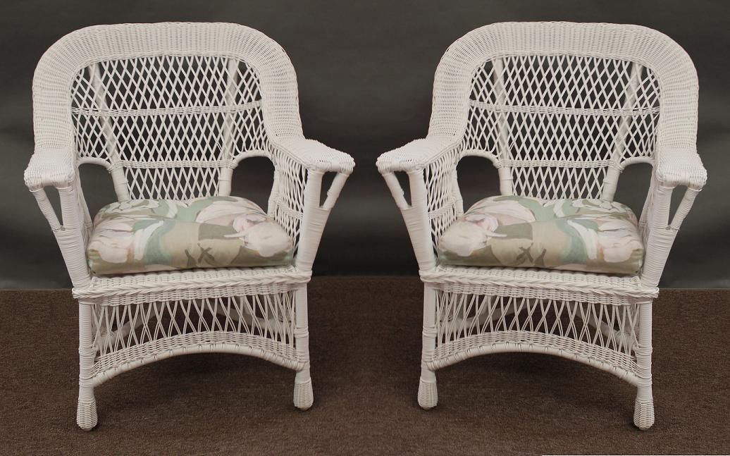 white wicker chair. White Wicker Chairs - Google Search Chair E