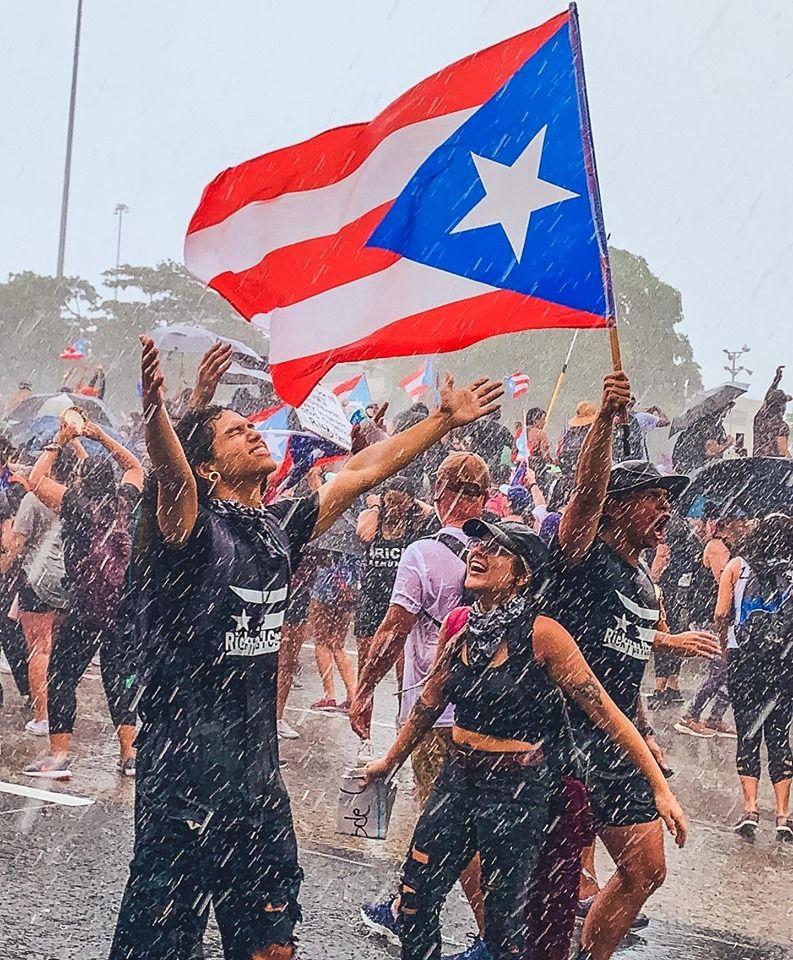 Paro Nacional Puerto Rico Art Puerto Rico History Puerto Rico Pictures