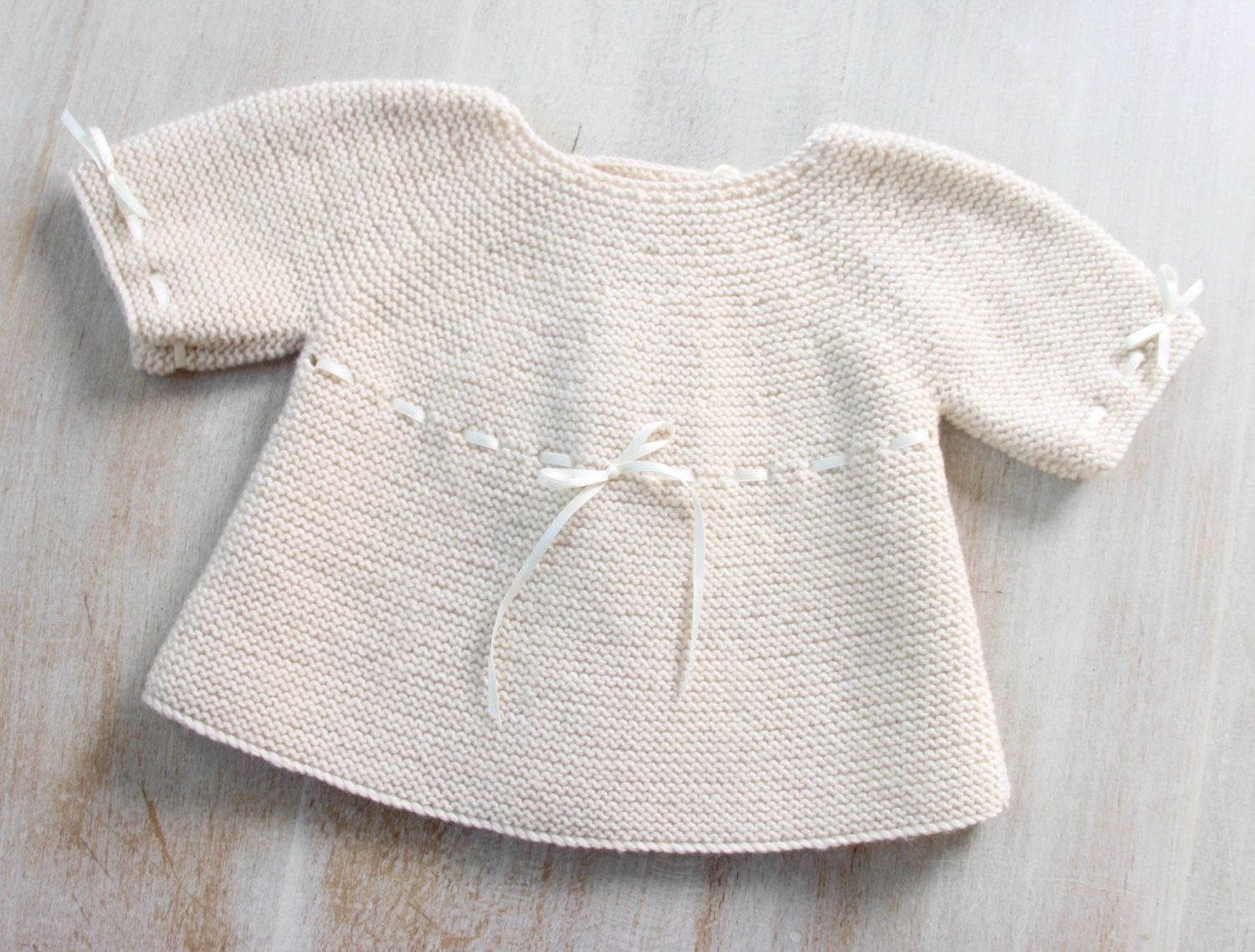 Baby Brassiere / Knitting Pattern / English by LittleFrenchKnits ...