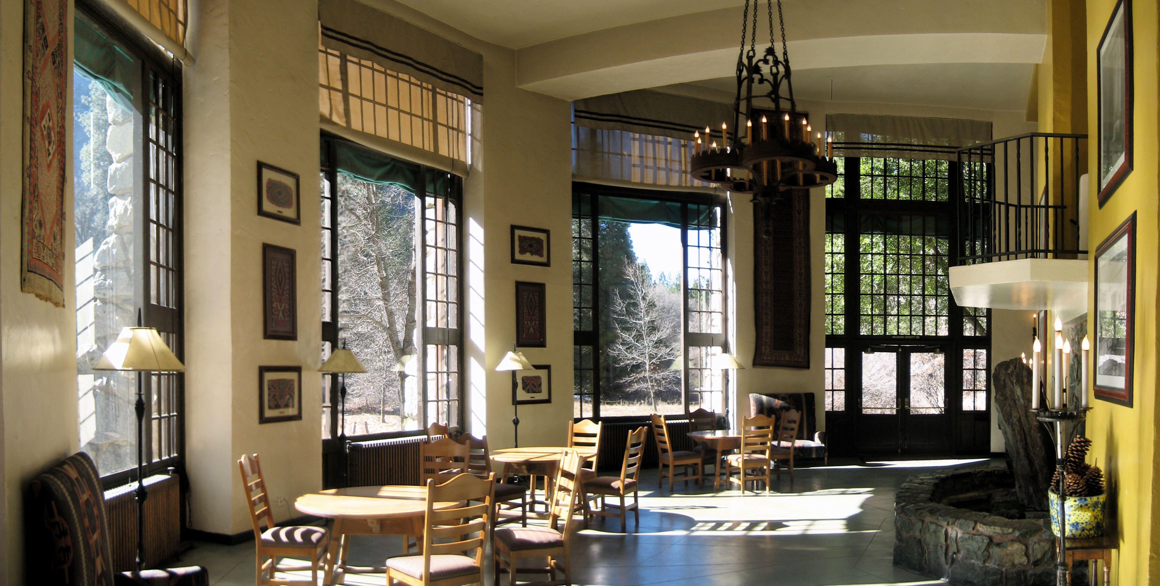 Interior #Ahwahnee Hotel, #Yosemite #theshining #kubrick #iphiles #dtsato  Ahwahnee hotel