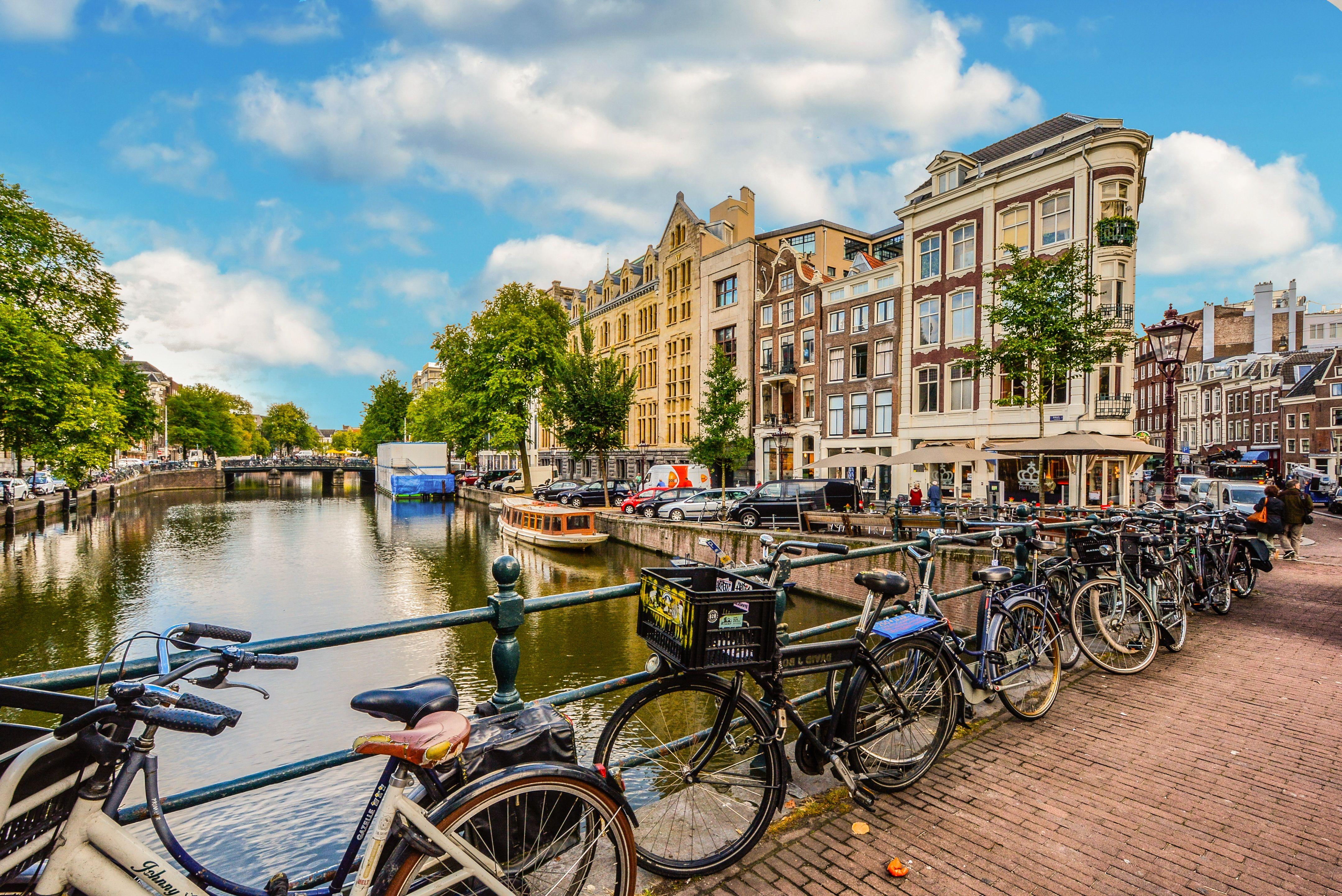Busreisen Amsterdam