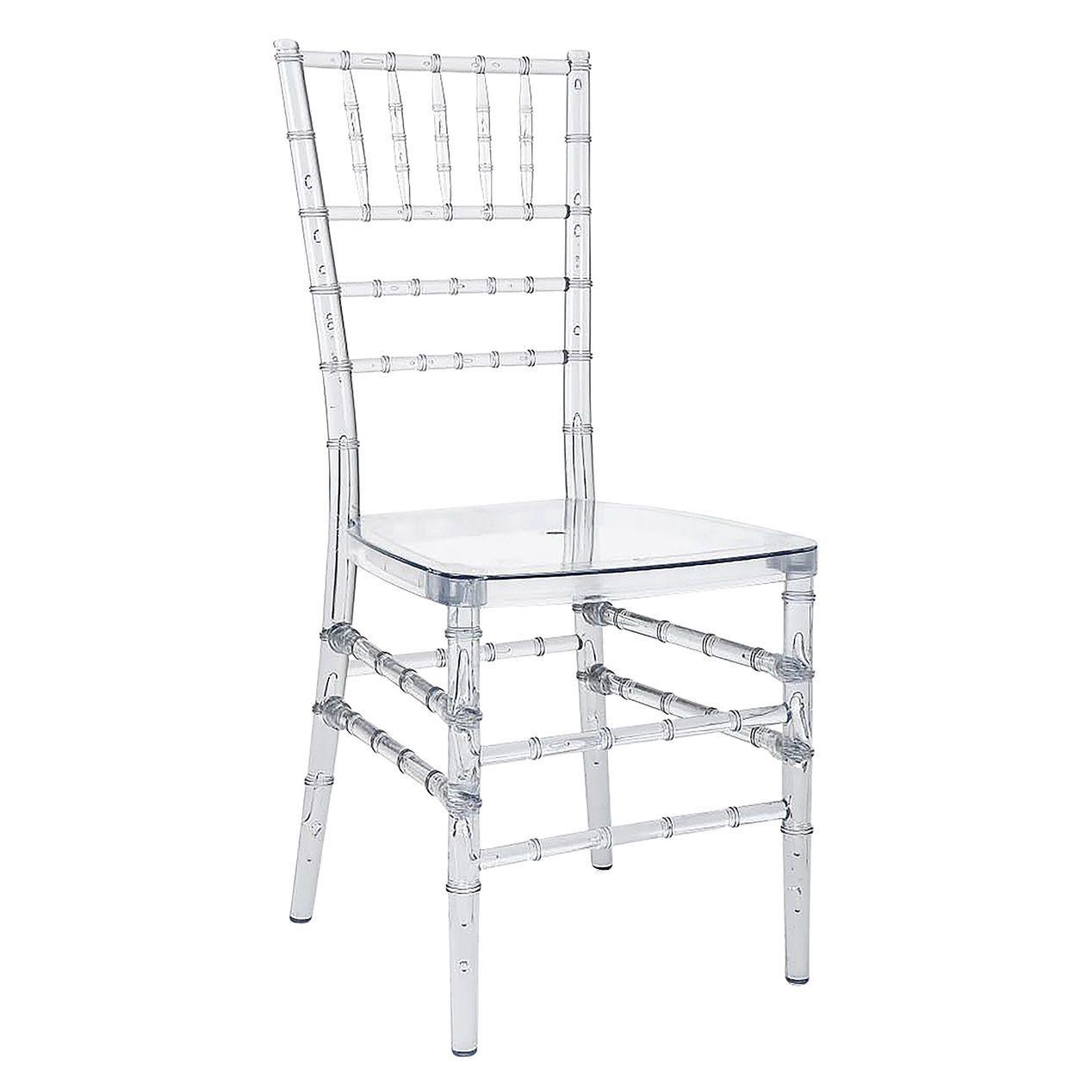 Acrylic Chiavari Ghost Chair