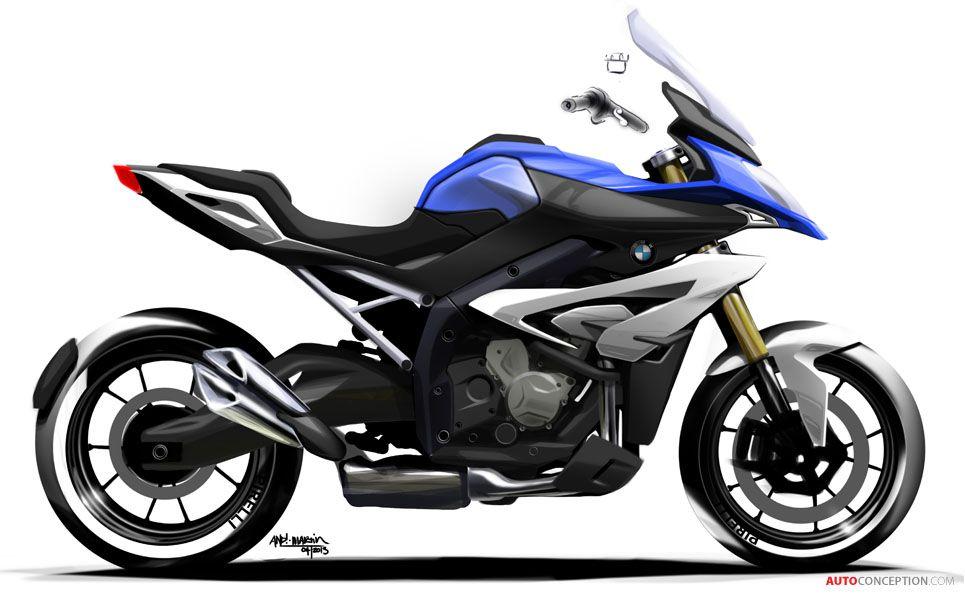 New Bmw S 1000 Xr Revealed Autoconception Com Bike Sketch Bmw S New Bmw