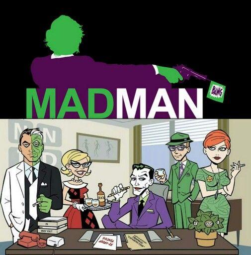 Madman the Joker from Batman