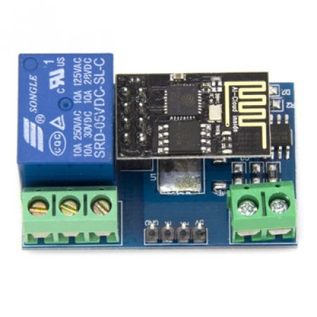 ESP8266 WiFi 5V 1 Channel Relay Module IOT Smart Home