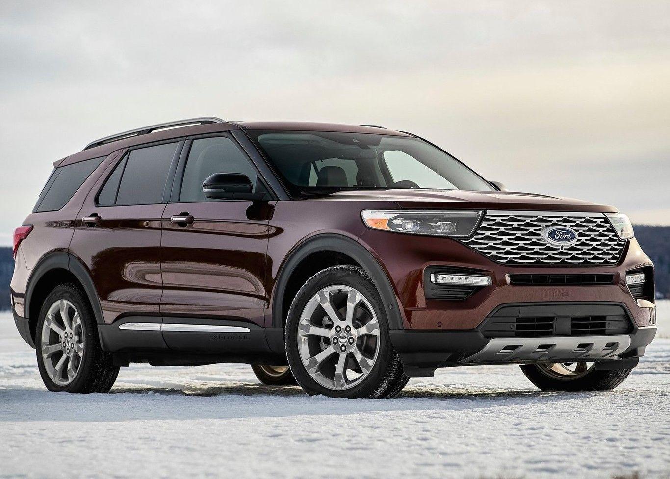 El Ford Explorer 2020 Vuelve A La Traccion Trasera Y Recibe Muchisima Tecnologia Ford Explorer Ford Traccion Trasera