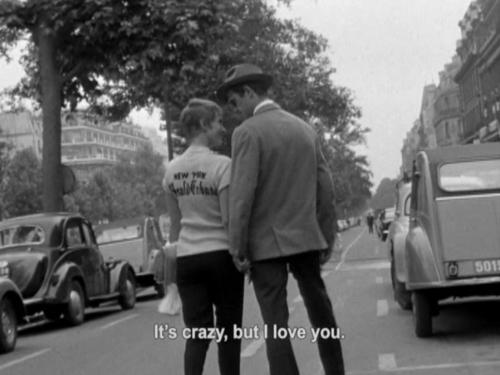 À bout de souffle, or Breathless, 1960