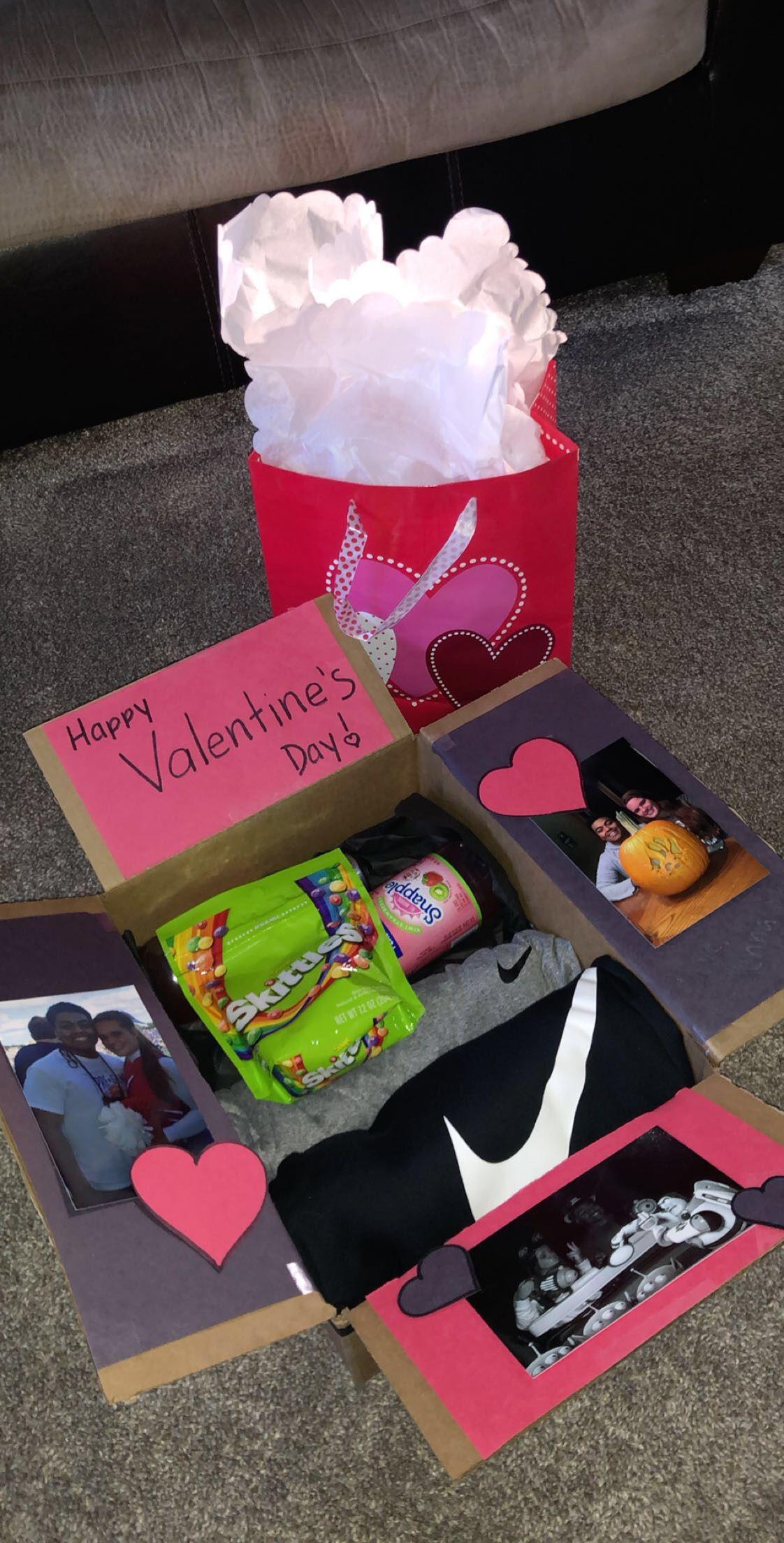 Valentines Day Gift Idea For Boyfriend Funny Boyfriend Gifts Boyfriend Gifts Valentine S Day Gift Baskets