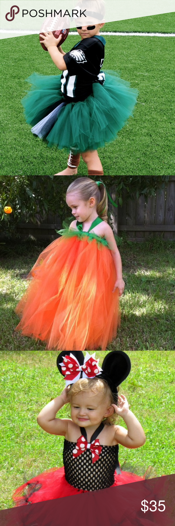 halloween costume tutus 🎀🕷🕸 the price depends on the size