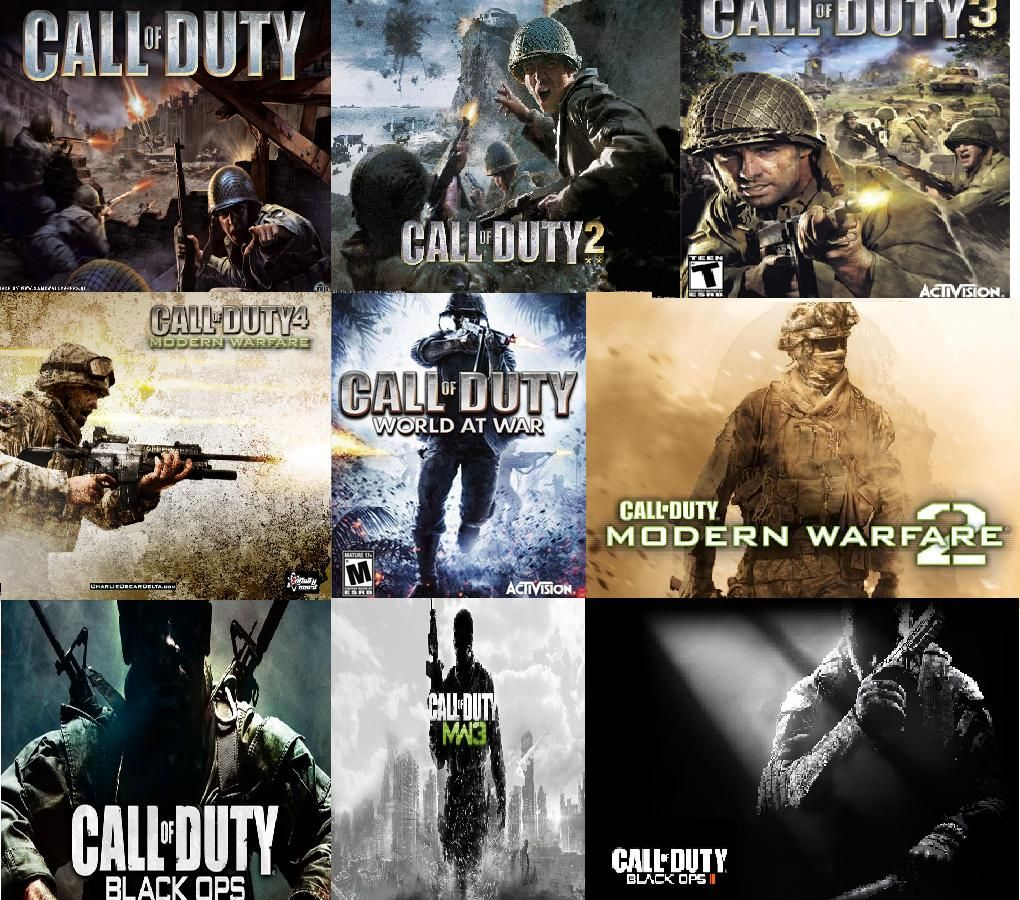 Call Of Duty, Modern Warfare, First Person