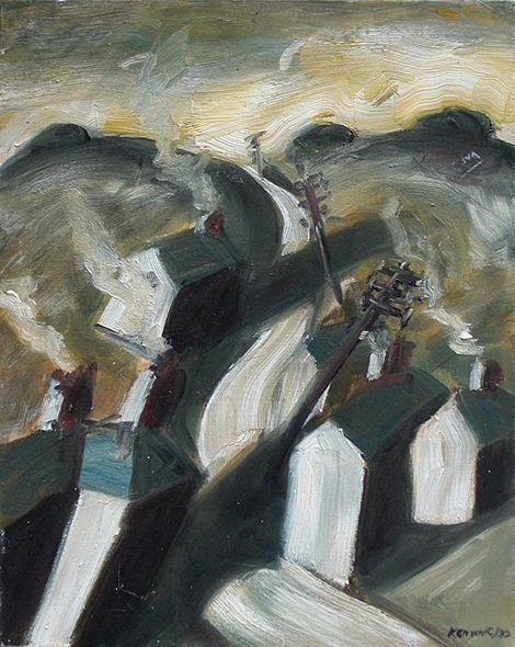 The Art of Ken White - New Work
