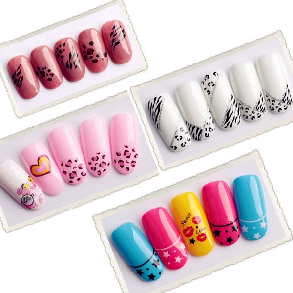 I find an excellent product on @BornPrettyStore, 1PC Nail Water Stickers Decoration Nail Art Decals ... at USD $0.99. http://www.bornprettystore.com/-p-4579.html