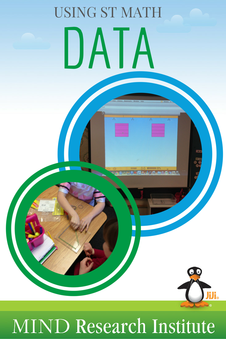 How these educators use the data from ST Math to evaluate ELL students, integrate tech into the classroom and strengthen math instruction