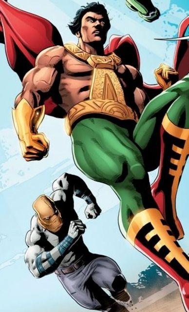 El Dorado (Character) - Comic Vine   Superheroes and