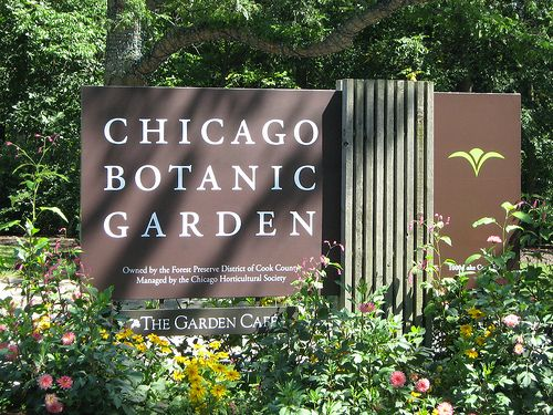 Chicago Botanic Garden. Pinned By #CarltonInnMidway    Www.carltoninnmidway.com