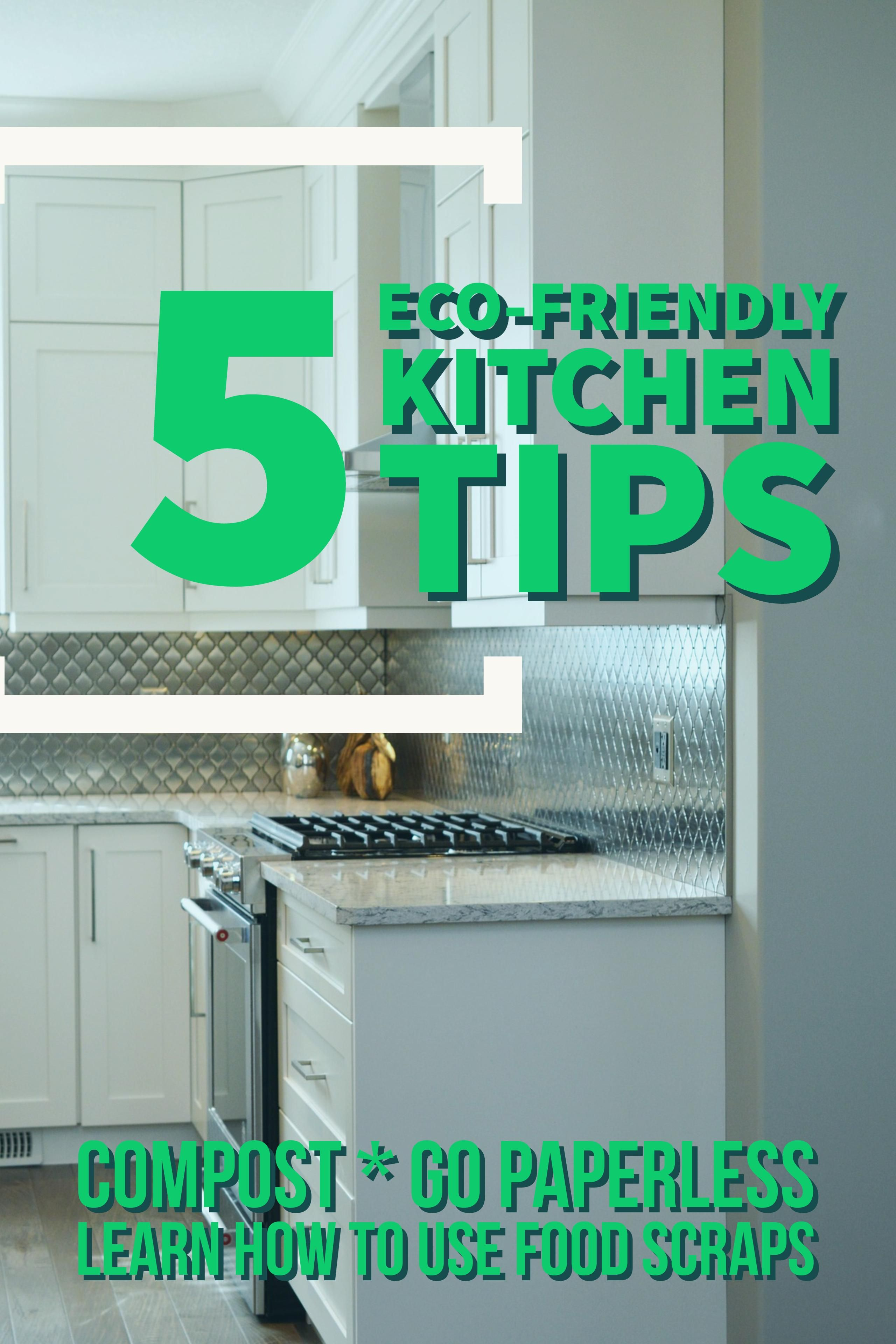 """From plastic and """"paper"""" goods to toxic cleaners, your kitchen can ..."""