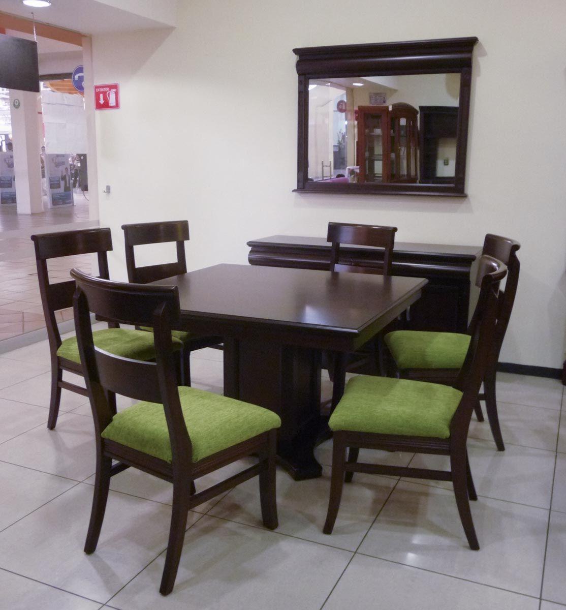 Comedor dubai cuadrado de mesa cuadrada dub i - Mesa de comedor cuadrada ...
