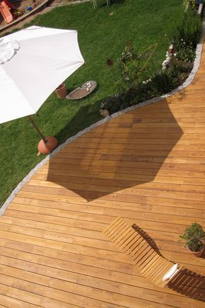 Photo of Bygg en terrasse: 5 trinn for å nyte hagen