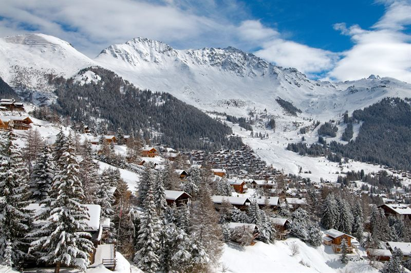 Swiss ski resort Verbier has undergone a transformation ahead of the 2014 2015 winter season