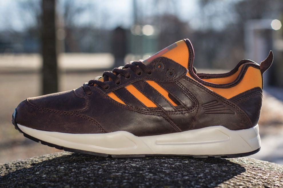Mark McNairy x adidas Torsion Allegra
