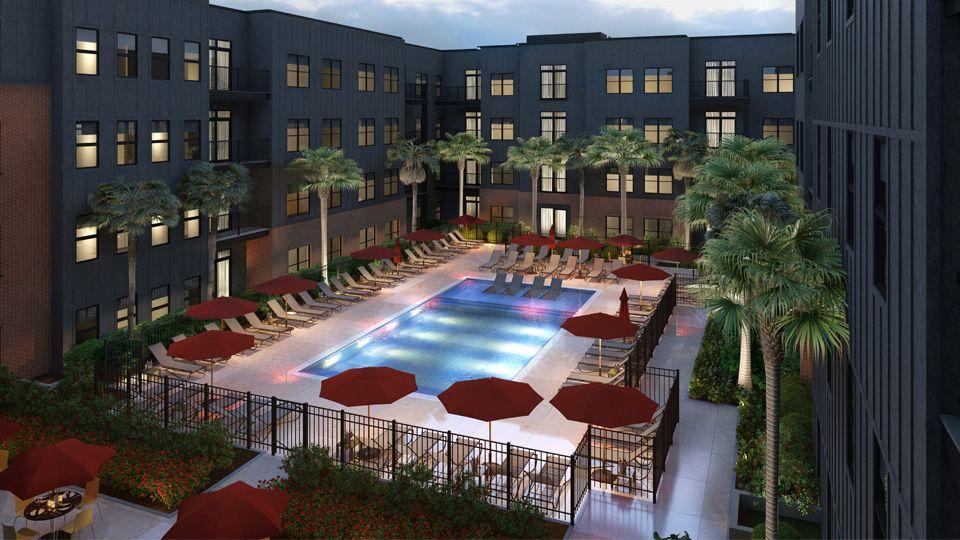 Greene Amenities Pet Friendly Apartments House Styles Resort Style
