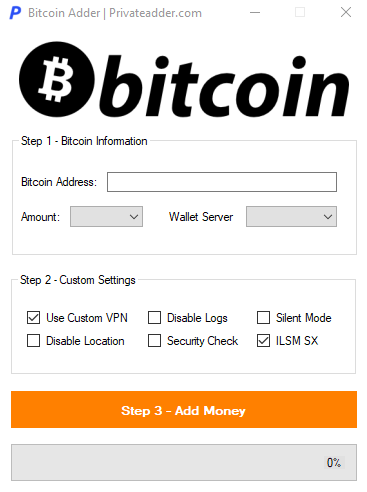 How To Put Money Into Bitcoin Account