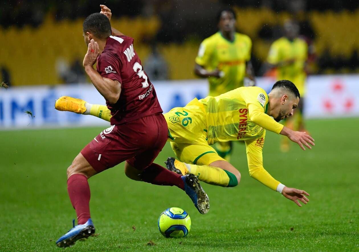 Ligue 1. Nantes cale Angers senfonce Nîmes sort de la zone
