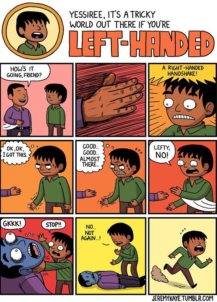 40 Pics That Reveal The Horrors Of Being Left Handed Left Handed Humor Left Handed Left Handed Memes