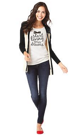 Old Navy has your favorite cute and comfortable clothing for fall! Shop now and save 20% off any order!