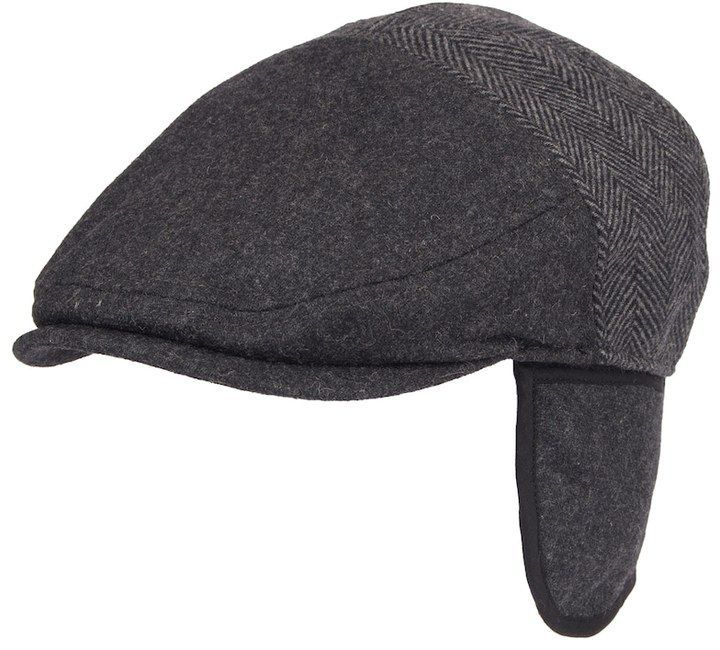 7e19f255d9dc7 Men s Dockers® Wool-Blend Watchman Ivy Cap with Earflaps