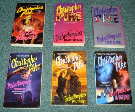 The Last Vampire Series By Christopher Pike Read When Younger But