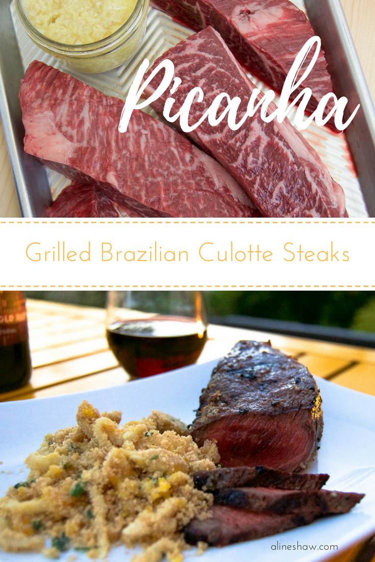picanha brazilian culotte steaks recipe culinary atelier best