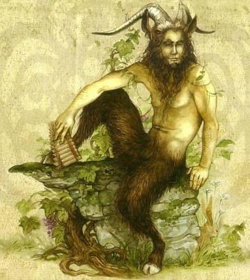 Pan Greek God Symbol Google Search Greekmythologygods