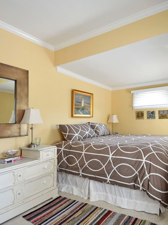 Benjamin Moore Autumn Gold Is Yellow Without Being Too Bright Perfect For A Cheerful Yet Relaxing Bedroom