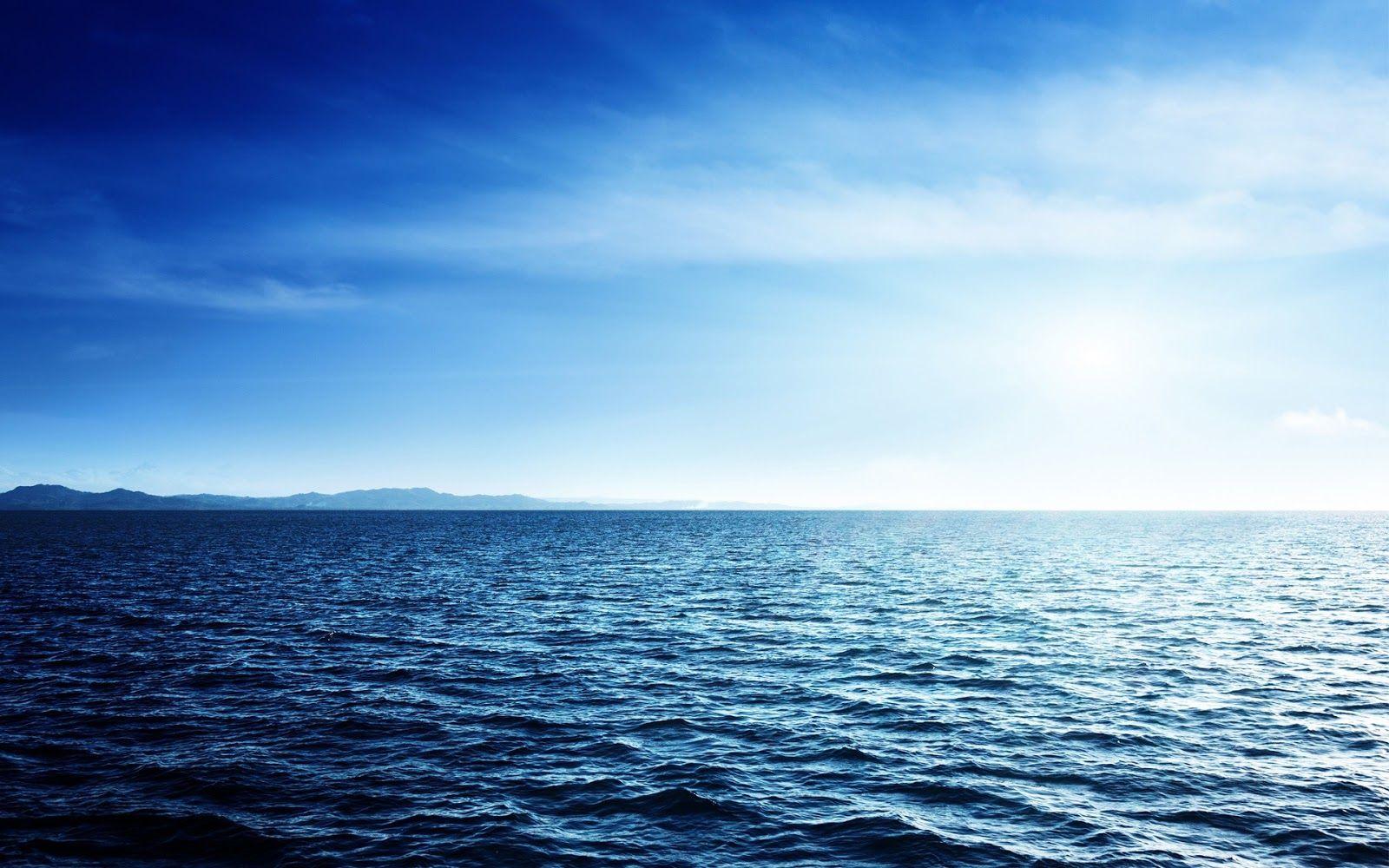 Ocean Landscape Ocean Landscape Ocean Landscape Wallpaper
