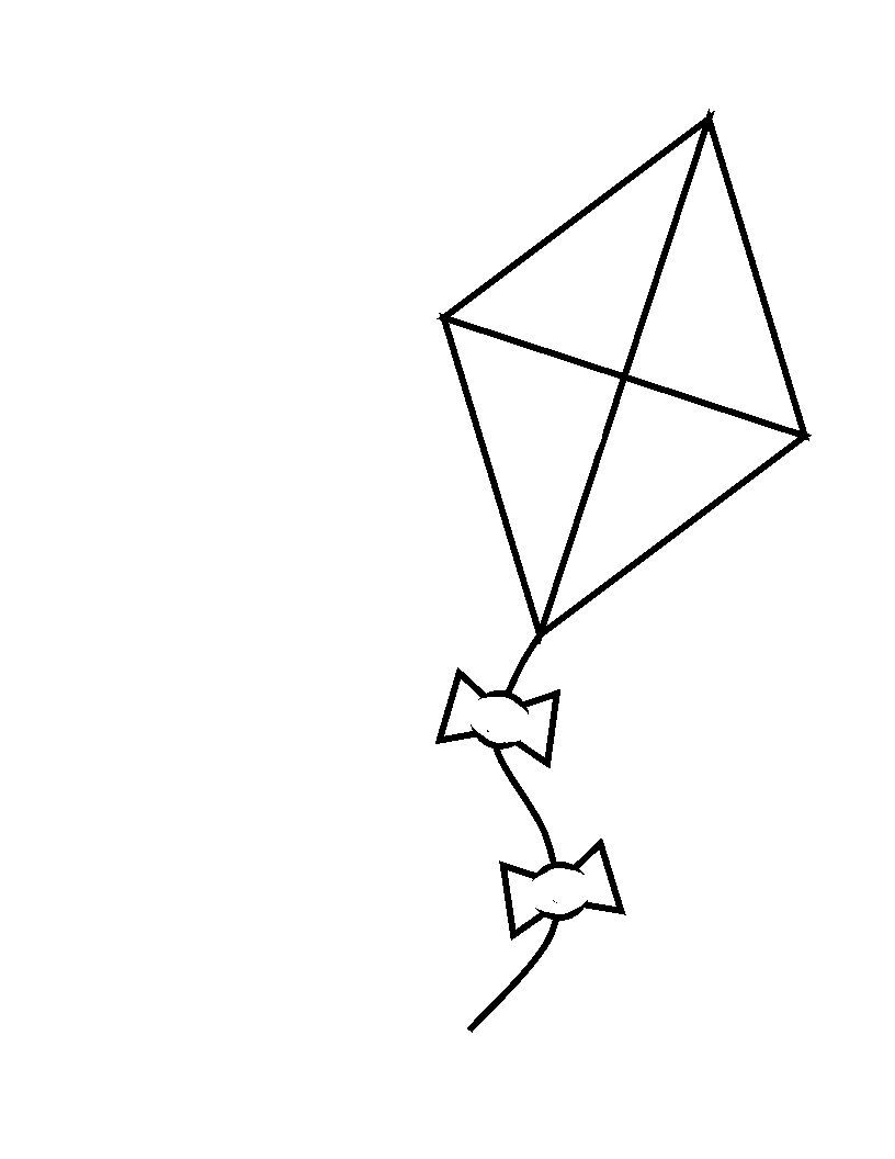 Kite Roll And Color Coloring Pages For Kids F9t Printable Kites Coloring Pages For Kids Coloring Pages For Kids Color Kite